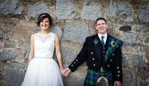 dalduff farm wedding amour ayrshire