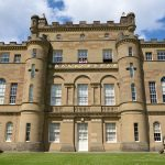 wedding Culzean castle Scotland Ayrshire